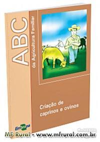 Livro ABC da Agricultura Familiar: Criação de Caprinos e Ovinos
