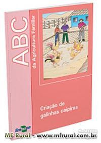 Livro ABC da Agricultura Familiar: Criação de galinhas caipiras