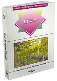 Livro Coleção 500 Perguntas 500 Respostas: Uva, 1ª Edição