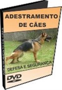 Adestramento de Cães Para Defesa e Segurança - DVD