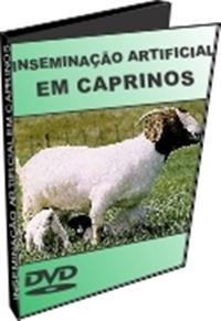 Inseminação Artificial em Caprinos - DVD