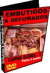 Embutidos e Defumados de Carne Suína - DVD I - DVD