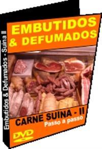 Embutidos e Defumados de Carne Suína - DVD II - DVD