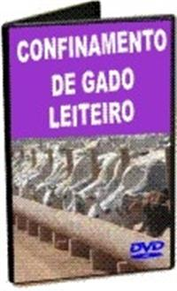 Confinamento de Gado Leiteiro - DVD