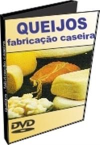 Queijos - Fabricação Caseira - DVD