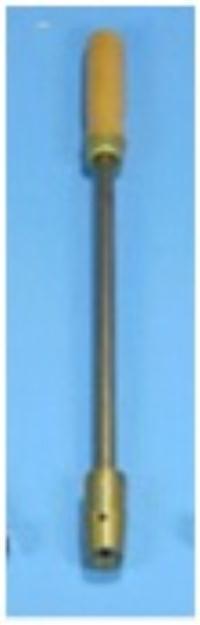 Descorneador mochador material aço inox
