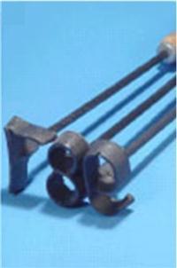Jogo de carimbos de números - Walmur - Aço modular - 50 mm