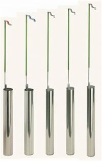 Caneca em alumínio para botijão YDS-10A / YDS-20 / YDS-35-50 / YDS-50B
