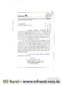 DEBENTURES / AÇÕES /  ELETROBRAS / VALE DO RIO DOCE /CVRD A06 / TÍTULOS DIVIDA