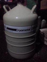 Botijão de semên ds18 cryometal