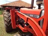Trator Massey Ferguson 290 4x2 ano