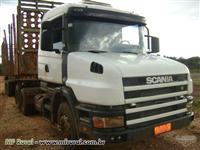 Caminhão  Scania 124 420  ano 00