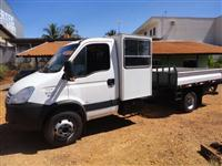 Caminh�o  Iveco Daily Chassi-Cabine  ano 10