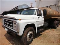 Caminhão  Ford F 22.000  ano 89