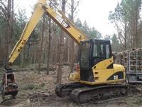 Escavadeira Hidráulica Florestal
