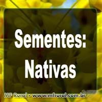 Sementes de Árvores Nativas
