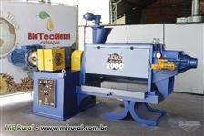 Sistema para processamento de grãos (Extrusão e Prensagem)