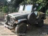 Toyota militar Xingu jeep curto com capota de lona 100% original