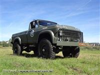 Caminh�o  Chevrolet Militar 4x4 bigfoot  ano 78