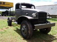 Caminh�o  Chevrolet G506 4X4 Militar  ano 41