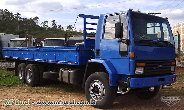 Caminhão  Ford Cargo 1617 6x2  ano 95