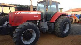 Trator Massey Ferguson 6350 4x4 ano 07