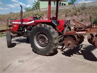 Trator Massey Ferguson 250 X 4x2 ano 95
