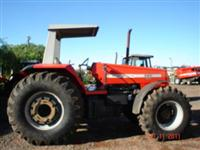 Trator Massey Ferguson 660 Advanced 4x4 ano 04