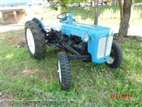 Trator Ford/New Holland superdesta 4x2 ano 70