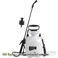 Pulverizador Spray 3,0 Litros Inseticida Carrapaticidas Inseticidas Pratik