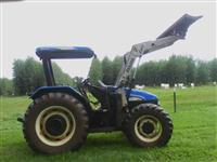 Trator Ford/New Holland TL 95E 4x4 ano 08