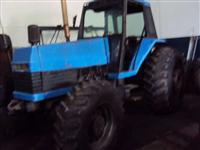 Trator Massey Ferguson 9180 4x4 ano 00