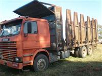 Caminhão  Scania R 113 E/360  ano