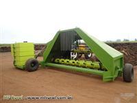 Compostador de resíduos orgânicos