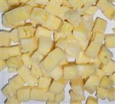 Abacaxi congelados
