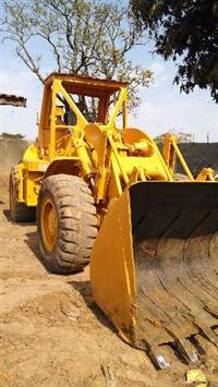 Maquina Pá Carregadeira Caterpillar 950 Articulada