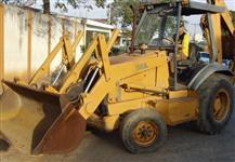 Retro Escavadeira Case 580 L 2000 4 x 2