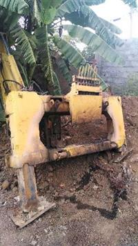 implemento retro escavadeira
