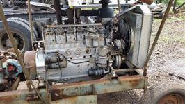 Irrigação Completa para 20 alqueires motor MWM Diesel, turbo, ano 2002