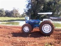 Trator Ford/New Holland 7610 4x4 ano 91