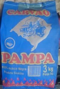 Carvão Pampa - 100% Acácia Negra