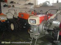 Mini/Micro Trator YANMAR TC11 CONSERVADO C/GARANTIA TOTAL  4x2 ano 92