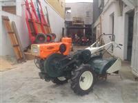 Mini/Micro Trator TOBATTA 14CV DIESEL CONSERVADO C/GARANTIA  4x2 ano