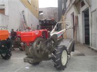 Mini/Micro Trator TC10 12CV  COM ENXADA ROTATIVA C/GARANTIA TOTAL  4x2 ano