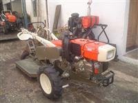 Mini/Micro Trator TC14 DE 14CV C/APARADOR DE GRAMA  C/GARANTIA TOTAL 4x2 ano