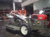 Mini/Micro Trator TC12 YANMAR DE 12CV REV. C/APARADOR   4x2 ano