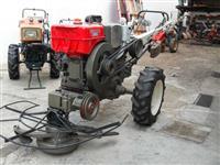 Mini/Micro Trator TC10 C/RO�ADEIRA FRONTAL INTEIRO C/GARANTIA 4x2 ano