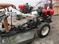 Mini/Micro Trator TC8 YANMAR  DE 8CV REV. C/GARANTIA 4x2 ano