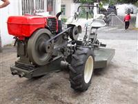 Mini/Micro Trator TC8 YANMAR DIESEL  4x2 ano