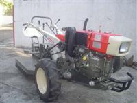 Mini/Micro Trator TC11 YANMAR  DE 13.5CV DIESEL C/ROÇADEIRA REVISADO 4x2 ano